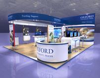 Oxford University Press - Exhibition Stand Design