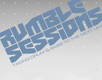 Rumble Sessions Flyer (2000)