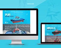 Craneship shipyard corporate web-site