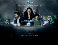 Shopper Activation - EclipseGum/Twilight Saga Promotion