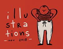 Illustrations (November 2018)