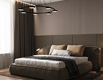 "Guest bedroom ""Life in Plyushchikha"""