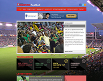Jamaica Observer Football Website