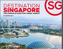 Singapore Tourism Board travel agents manual, 2017