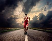 Run,run,run!