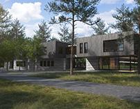 super house / exterior