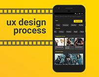 Movie Ticket Booking App Prototype