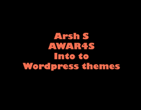 Intro to Wordpress