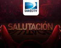 Salutaciones DIRECTV Soccer/Basketball