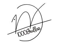 1000grullas