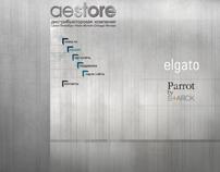 Web Design (aestore.ru)