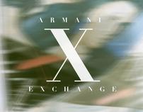 Armani Exchange Catalog
