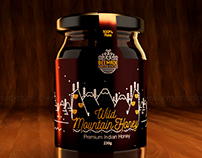 Bee Made - Premium Indian Honey Branding