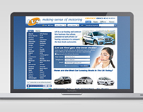 Lancaster Vehicle Solutions Website