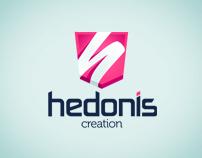 Hedonis Creation logo