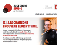 Just Drum Studio