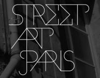 Street Art Paris - identity