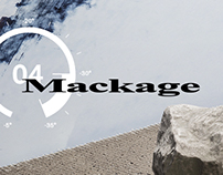 Mackage - Thermometer & Technical Booklet