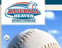 Baseball Heaven Website