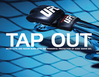 Shopper Activation - Edge Shave Gel: UFC/CBS Sports