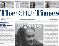 The EHU Times (newspaper)