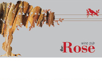 Rose Wine Pub Website