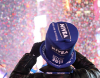 Nivea | Times Square New Years Eve