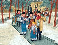 Carnival (from calendar illustrations)