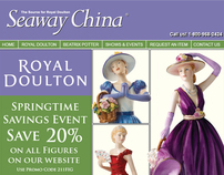Seaway China - Springtime Savings Event