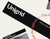 Stelvio Grotesk - Typeface