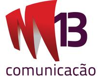 M13 comunicação