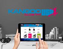E-Commerse site development - Kangoo Club Fit USA