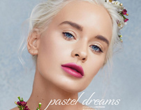 Pastel Dreams for Lucy's Magazine #34
