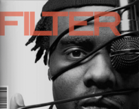Filter Magazine Redesign