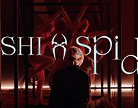 HOSHI - SPIDER / CG