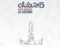 """Promoción Copa América Chile 2015: Ciudad """"La Serena"""""""