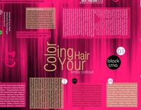 TIGI PRODUCT PACKAGING