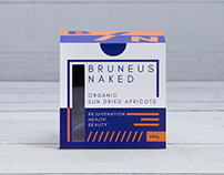 Bruneus Naked/ Sun Dried Fruits & Nuts