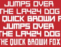 Aequitas Typeface