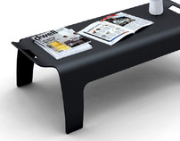 Coffee Table with Handles