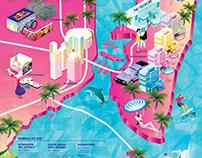 Red Bull 2015 Retreat Map