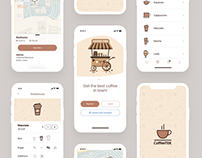 Coffee App Freebie