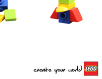 Create Your World - Lego