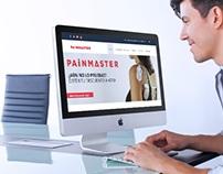 Slider Página Web - Painmaster Chile