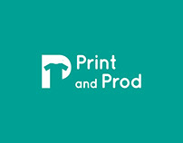 Print and Prod - New Visual Identity