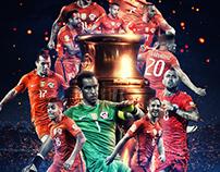 Chile campeón Copa América Centenario 2016