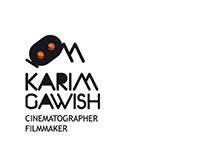 KARIM GAWISH : CF | Logo