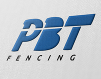 PBT fencing identity redesign / 2012