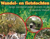 Vormgeving en opmaak Wandel- en fietsboekje Weert e.o.