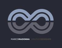 Logo Marco Madonna Graphic Designer